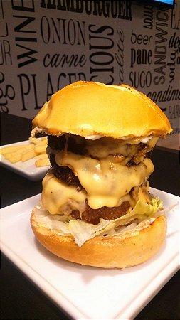 Hambúrguer (extra)