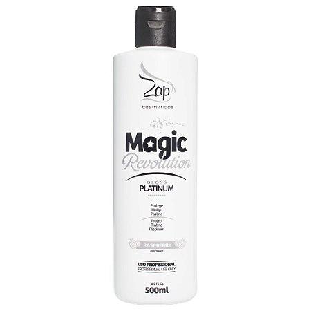Zap Magic Revolution Gloss Platinum - 500ml