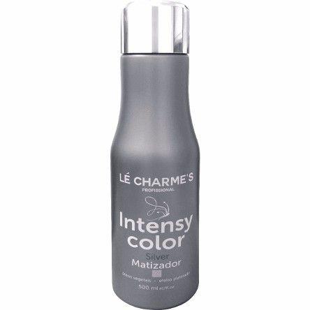 Intensy Color Matizador Juju Le Charmes – Silver 500ml