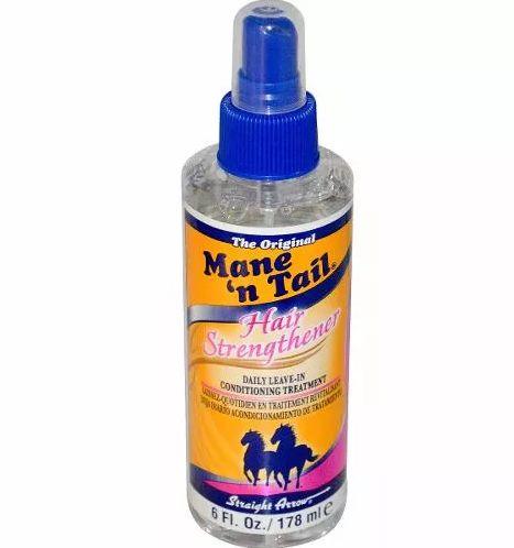 Mane 'n Tail Hair Spray Leave In Cavalo Restaurador Capilar