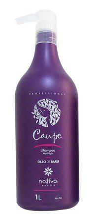 Nativa Caupe Shampoo Matizador Profissional 1 Litro