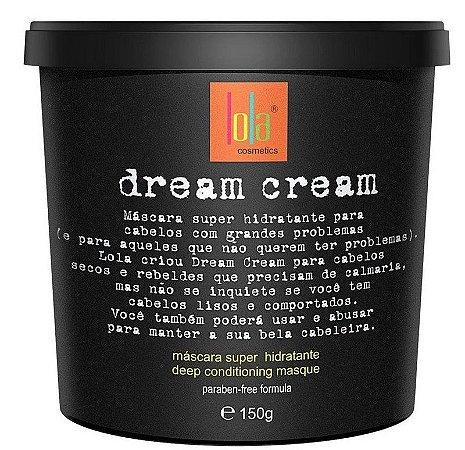 Lola Dream Cream Máscara p/ Danificados - 150g