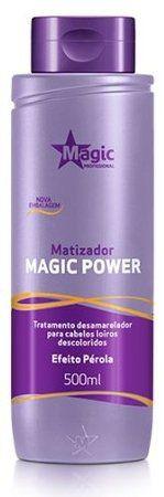 Magic Color Power Matizador Efeito Pérola