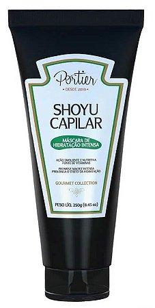 Shoyu  Portier Gourmet Mascara Capliar Hidratação Intensa 250g