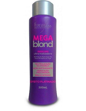 Forever Liss Mega Blond Ultra Matizador 500gr