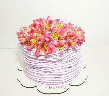Cake Board MDF - Daisy Personalizado (Vários tamanhos) Kit 5 unidades