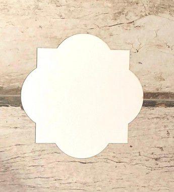 Cake Board MDF - Minimal square- Personalizado (Vários tamanhos) Kit 5 unidades