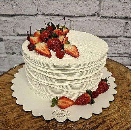 Cake Board MDF - Camélia- Personalizado (Vários tamanhos) Kit 5 unidades