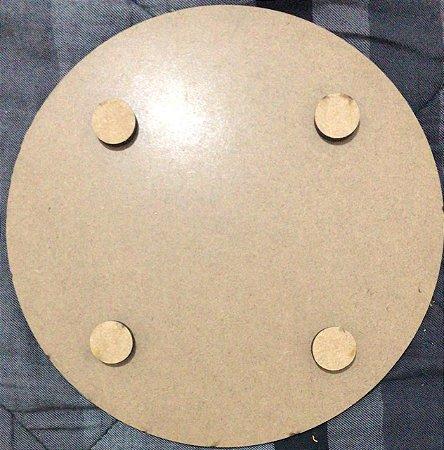 Kit 20 pezinhos P/ Cake Board (Autoadesivos)