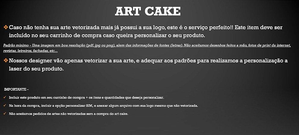 Art Cake - (Vetorize sua arte conosco)