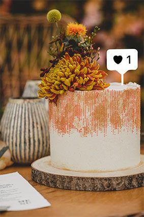 Topo de bolo -curtida   Acrílico - Várias cores