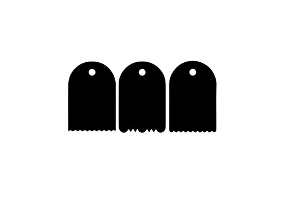 KIT - Espatulas para mini bolo - 02 - Acrílico