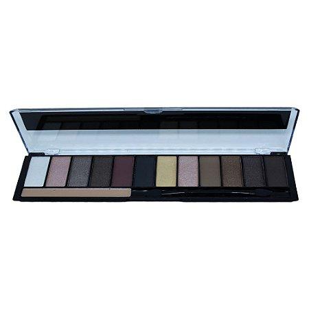 Paleta De Sombras Com Primer Glamour HB 9907