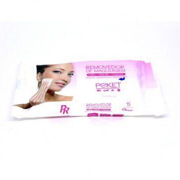 Lenço Removedor De Maquiagens HB 199 Rosa