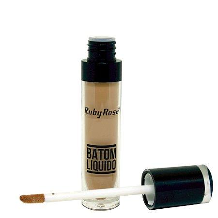 Batom Liquido Matte NEW RUBY ROSE HB-8213M Cor- 251