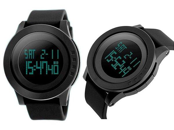 e8501548f33 Relógio Pulso Sport Skmei Digital Preto Masculino - Binzan Store ...