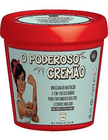 MÁSCARA DE NUTRIÇÃO O PODEROSO CREMÃO LOLA COSMETICS 230G