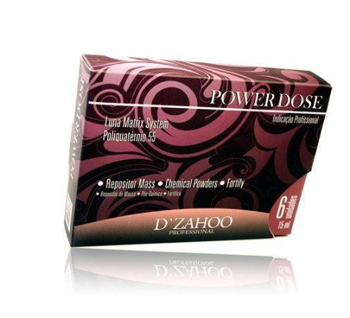 DZAHOO AMPOLA POWER DOSE SPECIFC CARE 15ML CX 6 UND.
