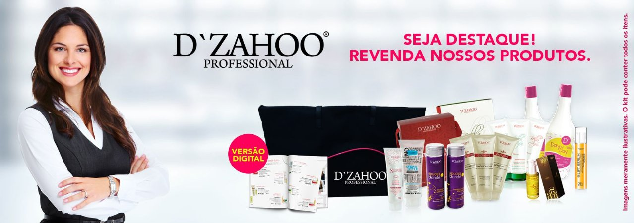 DZAHOO KIT REVENDA HOME CARE - SEJA UM(A) REVENDEDOR(A) DE SUCESSO