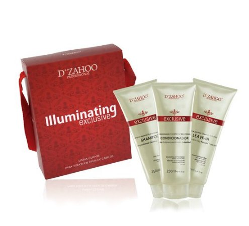 DZAHOO EXCLUSIVE ILLUMINATING PÓS QUÍMICA