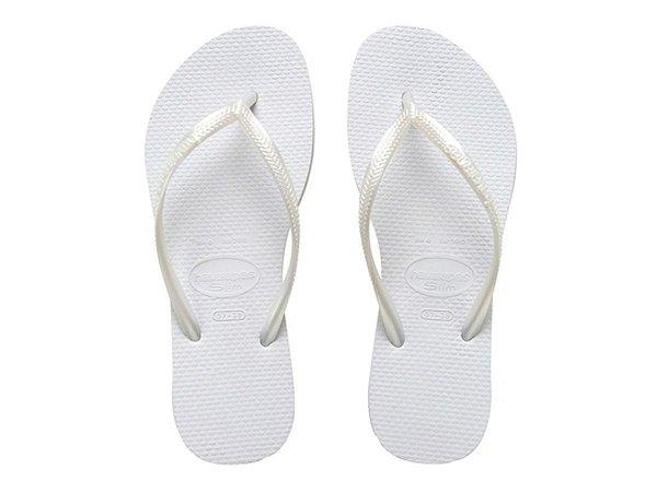 Havaianas Slim branca