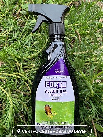 Forth Acaricida - Difentrina - Pronto para uso 500ml
