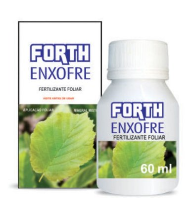 Forth Enxofre - Concentrado 60ml