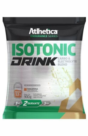 830611fcf Isotonic Drink (900g) - Atlhetica Nutrition - Real Shape Suplementos