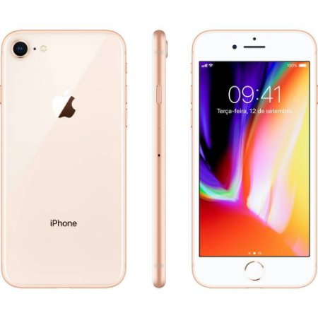 Apple iPhone 8 64gb Desbloqueado - De Vitrine