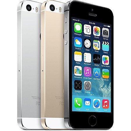 Apple Iphone 5s 16gb Original Desbloqueado - De Vitrine