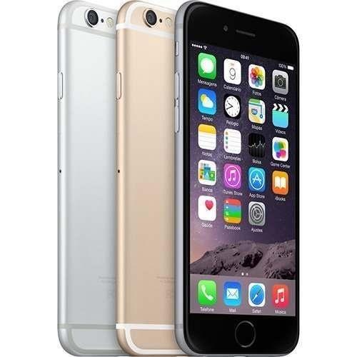 Apple Iphone 6 16gb Original Desbloqueado - Seminovo