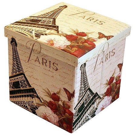 Puff Baú Paris