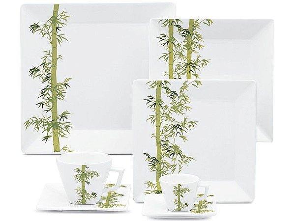 Aparelho de Jantar Quartier - Bamboo com 20 peças