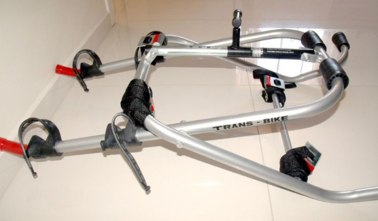 Transbike Luxo - para 2 bicicletas AL-106
