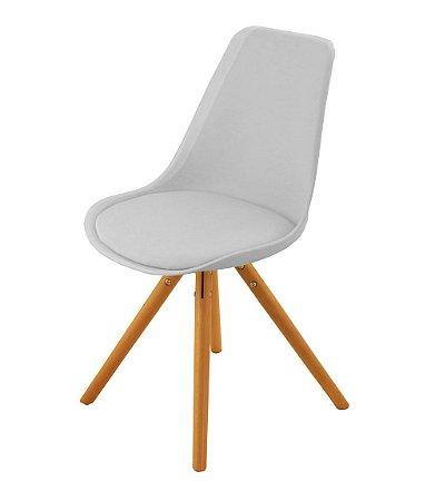 Cadeira de Jantar Bellagio na Cor Branca