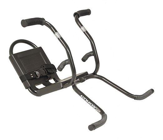 Cadeirinha Passeio AL-02 Indicado para Bicicleta Modelo Barra Circular