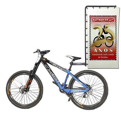 Suporte Banner para bicicletas AL-46