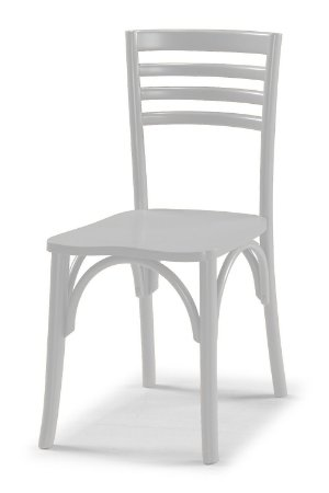 Cadeira Samara na Cor Branca