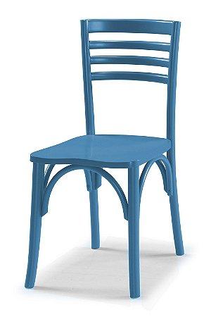 Cadeira Samara na Cor Azul Turqueza