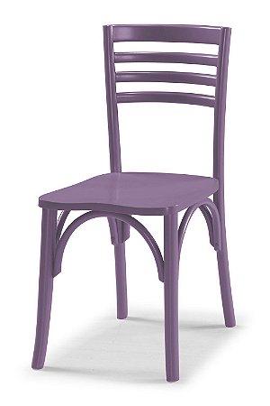 Cadeira Samara na Cor Lilás