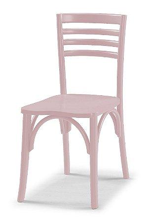 Cadeira Samara na Cor Rosa