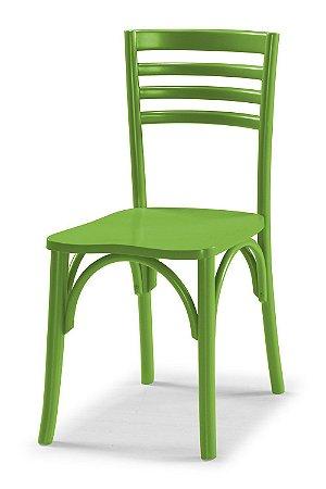 Cadeira Samara na Cor Verde Limão