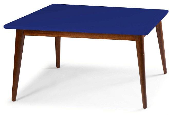 Mesa de Jantar Novita na Cor Azul Marinho em vários tamanhos confira: