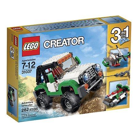 31037 Veículos de Aventura - LEGO® Creator