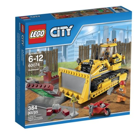 60074 Escavadora - LEGO® City Demolition