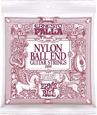 Encordoamento de Violao Nylon 2409 Ernie Ball