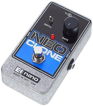 Pedal De Efeito Analog Chorus Nano Neo Clone Electroharmonix