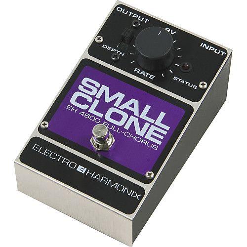 Pedal De Efeito Chorus Small Clone Electro Harmonix
