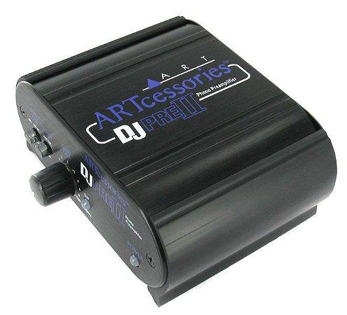 Preamplificador de Audio DJ Pre II Art