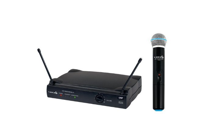 UH01M Microfone Sem Fio Mão